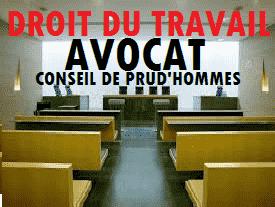 meilleur avocat droit du travail paris;meilleur avocat prudhommes paris