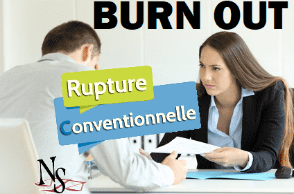 burn out rupture conventionnelle