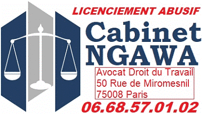Procedure de licenciement delai a respecter avocat for Licenciement abusif