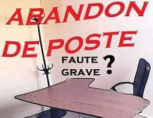 avocat licenciement abandon de poste; avocat spécialiste droit du travail paris
