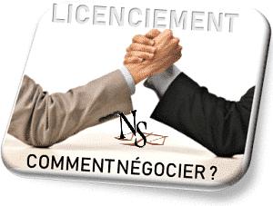 Comment négocier ses indemnités de licenciement; avocat spécilisé droit du travail paris 8